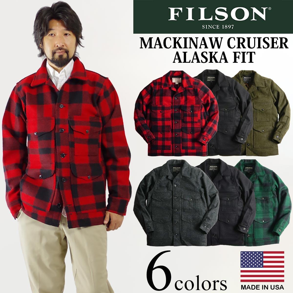 メンズファッション, コート・ジャケット  FILSON ( MACKINAW CRUISER)