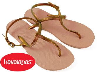 哈瓦那人字拖哈瓦那人字拖婦女人字拖鞋自由番紅花玫瑰 (自由的番紅花玫瑰北美野牛)