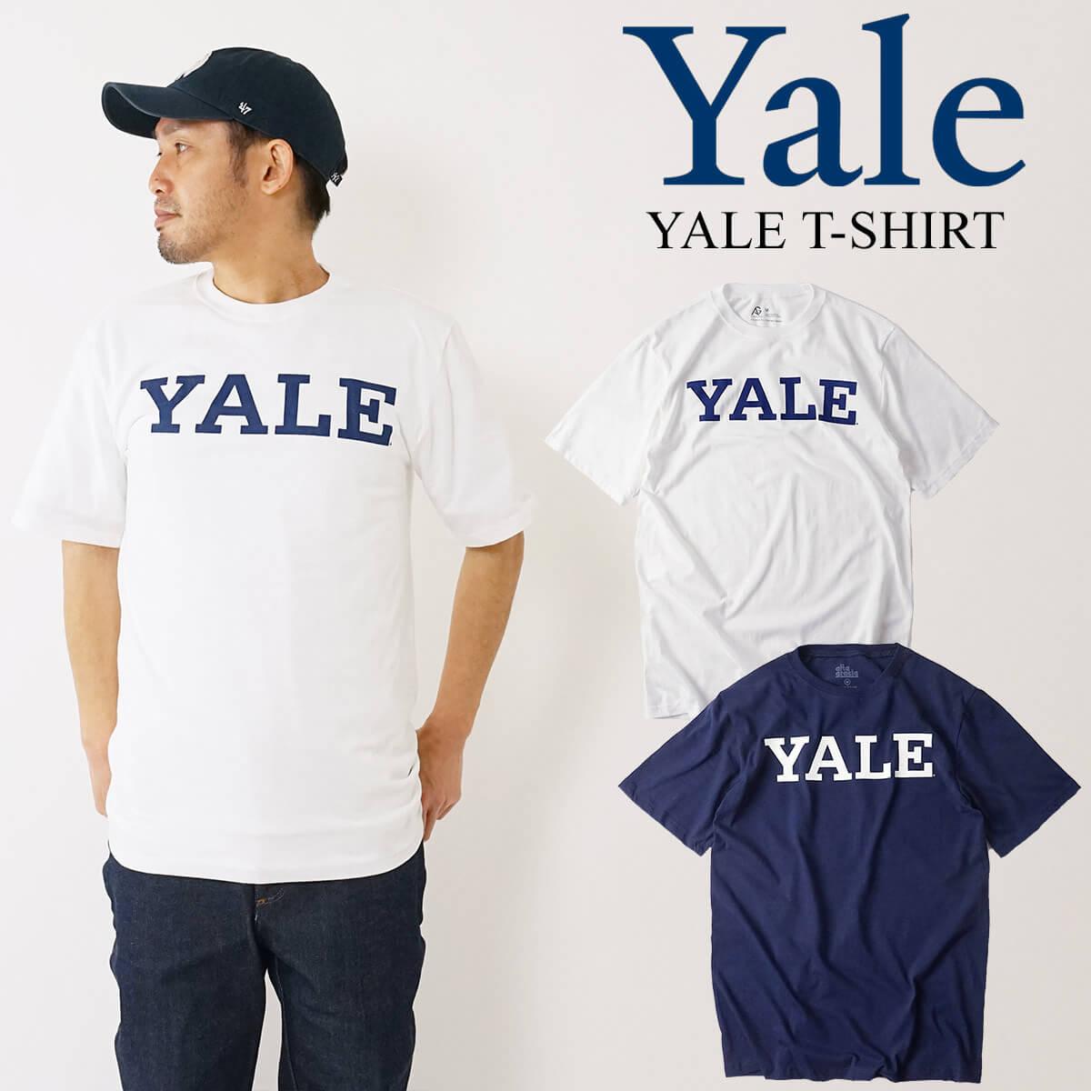 トップス, Tシャツ・カットソー YALE UNIVERSITY T S-XXL T