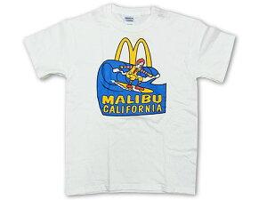 ≪メール便対応≫海外買い付け商品 マリブ店限定 半袖Tシャツ マクドナルド (McDonald's)