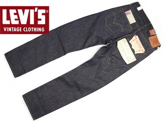 Levi's vintage LEVI's VINTAGE 1947's 501XX rigid (made in United States LVC 47501-0117 RIGID)