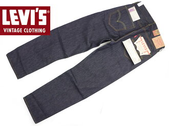 Levi's vintage LEVI's VINTAGE 1955's 501XX rigid (made in United States LVC 50155-0116 RIGID)