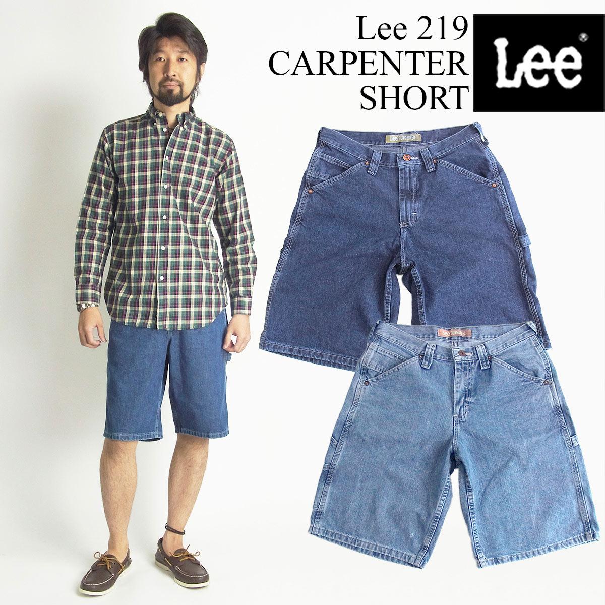 メンズファッション, ズボン・パンツ  Lee 219 (CARPENTER SHORT