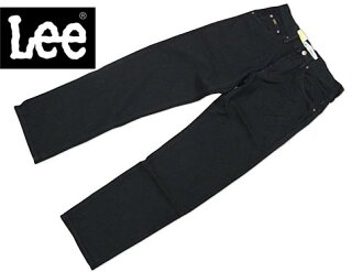 Lee Lee #200 straight jeans double black (STRAIGHT LEG JEAN DOUBLE BLACK)