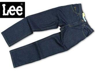 Lee Lee # 200 straight jeans ソフトリンス ( SOFT STRAIGHT LEG JEAN RINSE )