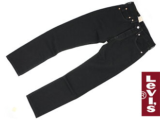 Levi's LEVI's 501-0660 button fly straight jeans black magic ( after dyed USA line BLACK MAGIC )