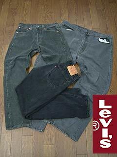 Levi's 501 LEVI's USED black waist 67-76 cm (levis denim jeans blue jeans distressed pants)
