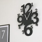 掛け時計 時計 壁掛け デザイナーズ Continuous Time 壁掛け時計