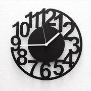 掛け時計 デザイナーズ REGULARITYTIME おしゃれ モノトーン