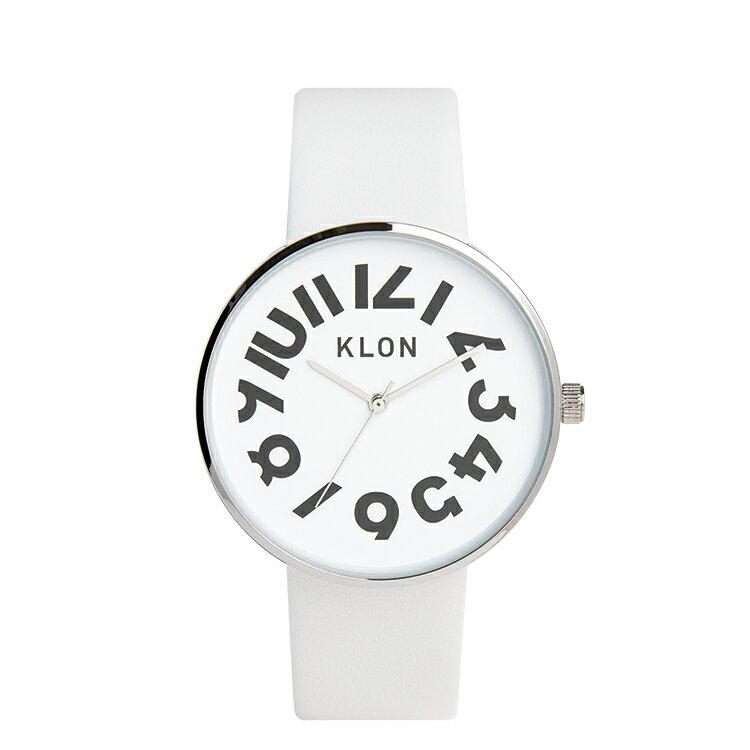 父の日 『HIDE TIME BLACK 40mm』KLON クローン 腕時計  シンプル  おしゃれ 個性的 かわいい ギフト 記念日 誕生日