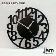 REGULARITY レギュラリティタイム デザイナーズ 掛け時計 おしゃれ ウォール クロック