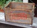 アンティーク70年代木箱PEPSIペプシ ウッドボックス■USA買付け♪アンティーク70年代木箱PEPSI...