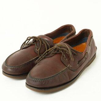 天伯倫.天伯倫 & 真皮甲板鞋,大小 28 釐米/bof7140 ♪ #SHOES2 # 鞋 #SLEA #DEC #28.0 # 男士 #muj #brw #otd # 男士 #rnkb #140507 #