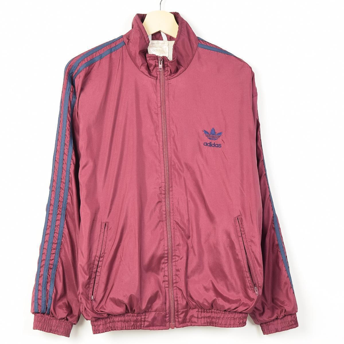 vintage adidas jacket mens