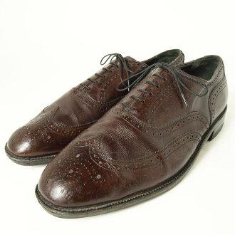 弗裏曼翼梢鞋9.5E人27.5cm FREEMAN/boi6151 160518