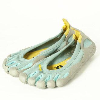 口水巾羊羔FiveFingers戶外運動鞋37女子的23.0cm Vibram/boi7784 160601