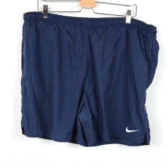 90年代耐吉尼龍短褲短褲人XL NIKE/wep7327 160604