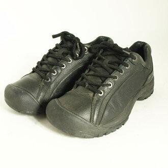 基恩戶外運動鞋8男子的25.0cm KEEN/boi9151[舊衣店JAM][中古]160617