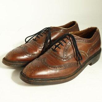 弗裏曼翼梢鞋8.5C人26.5cm FREEMAN/boj4143 160814