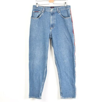 tomihirufiga TOMMY JEANS錐形牛仔褲牛仔褲人w35 TOMMY HILFIGER/wey9710