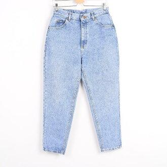 ri Lee RIDERS riraidasu USA製造錐形牛仔褲牛仔褲女士w32 Lee/wez6523