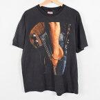 90年代 ヘインズ Hanes BRUCE SPRINGSTEEN ブルーススプリングスティーン バンドTシャツ USA製 メンズXL /wah0722 【中古】【n1707】 【170624】