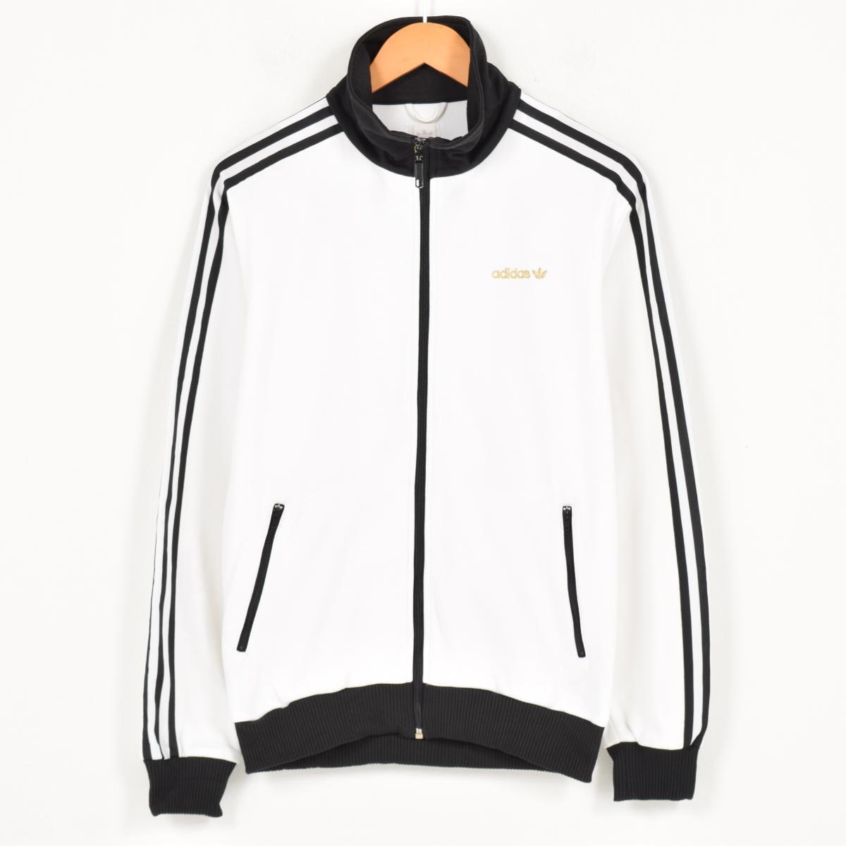 アディダス adidas ORIGINALS オリジナルス ジャージ トラックジャケット メンズS /wad0433 【中古】 【170807】