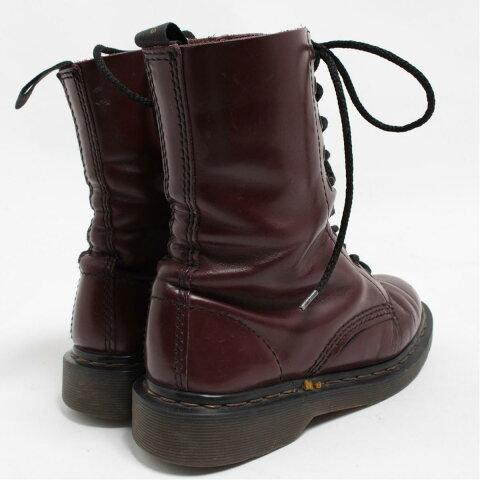 ドクターマーチンDr.Martens10ホールブーツ英国製UK4レディース22.5cm/bol6670【】【170901】
