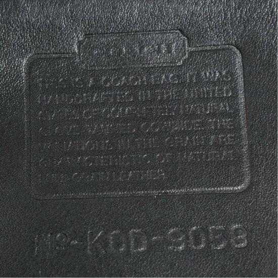 8651406ed916 ※USEDレザーアイテムですので使用感、薄汚れ、擦れなどございますがビンテージレザーアイテムのリアルな表情として捉えていただきご注文御願いします。 ※ 古着は洗濯、 ...