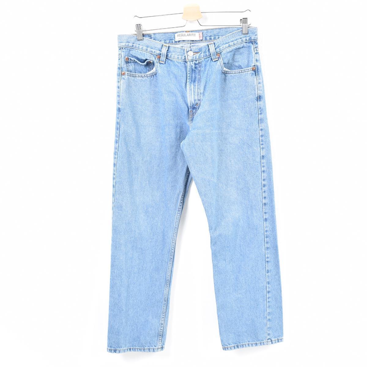 メンズファッション, ズボン・パンツ  Levis 505 REGULAR FIT w35 wan4992 180219GS1911