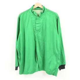 60年代 ミリタリー プルオーバーシャツ