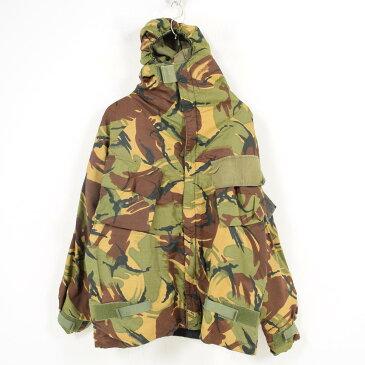 イギリス軍実品 DPM迷彩 SUIT PROTECTIVE NBC ミリタリー スモックパーカー メンズXL /wal4385 【中古】 【180301】【SS1811】