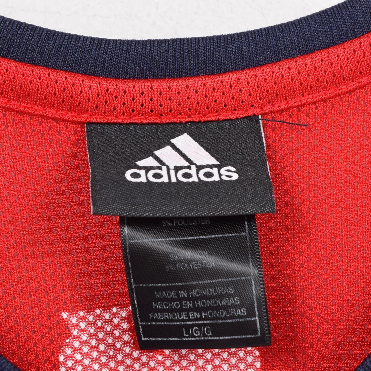46ea2420166 VINTAGE CLOTHING JAM  Adidas adidas WNBA HOUSTON ROCKETS ...