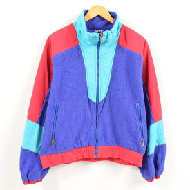 90s THE NORTH FACE extreme-Z ナイロン×フリースジャケット