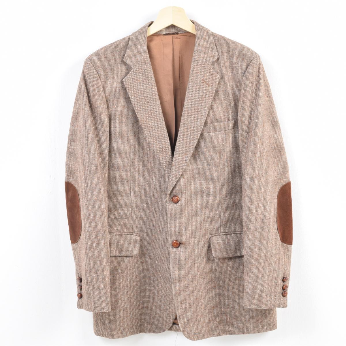 Vintage Clothing Jam Wool Tailored Jacket Men L Waw8640 With The