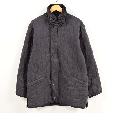 バブアー Barbour Polar Quilts ポーラーキルト キルティングジャケット メンズL /wat2286 【中古】 【181122】