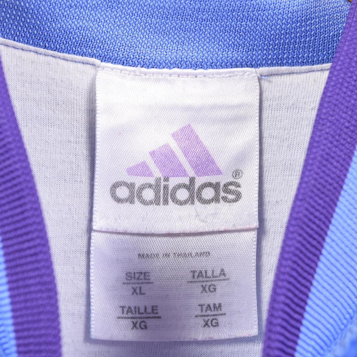 90s Adidas adidas nylon blouson Lady's M wba7204