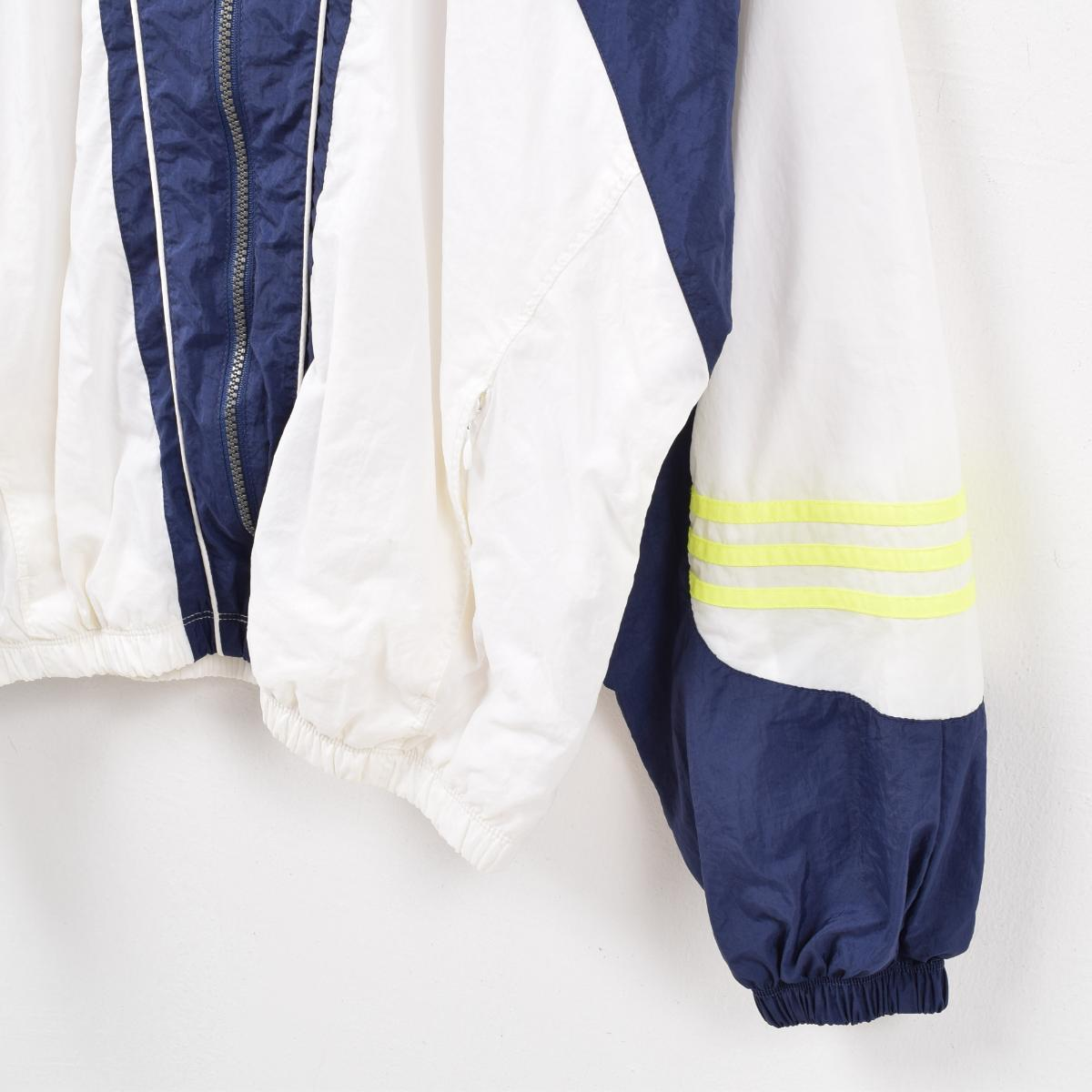 90s Adidas adidas nylon jacket men M wbb1410