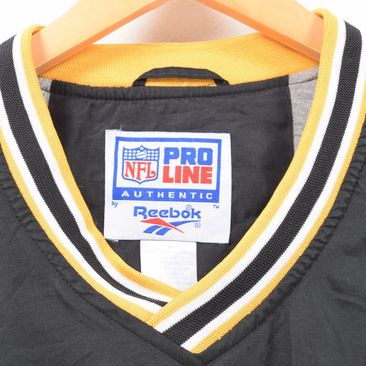 93b02ff8 Reebok NFL PITTSBURGH STEELERS Pittsburgh Steelers warm-up pullover / men L.  Price5,400 yen(tax-included) / product number wbb0392