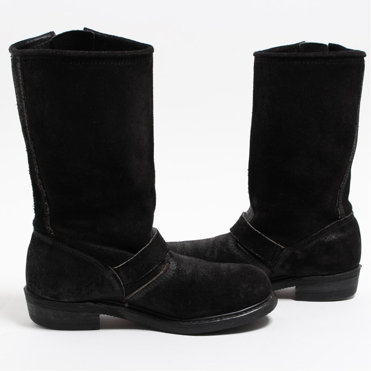 030d67d4af8 Calorina Carolina steel toe engineer boots Lady's 23.0cm /boo6934