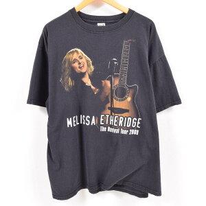 アンビル anvil MELISSA ETHERIDGE メリッサ エザーリッジ The Revival Tour 2008 バンドTシャツ メンズXL /wbc2708 【中古】 【190310】【SS1909】【PD2001】【CS2003】【【SS2003】】