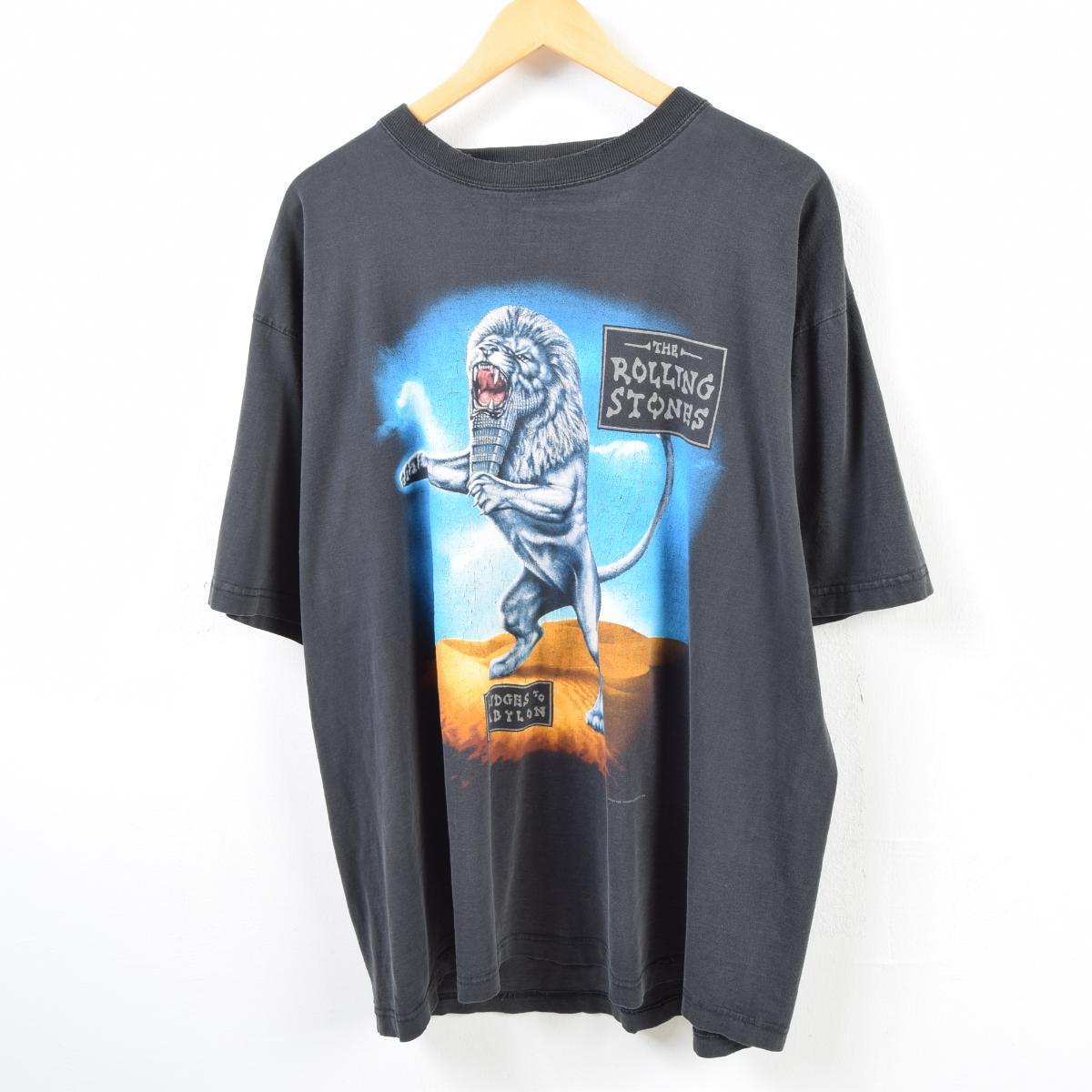 ザ ローリングストーンズバンドTシャツ