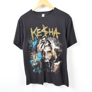 Tep KESHA ケシャ CANNIBAL バンドTシャツ メンズM /wbb4115 【中古】 【190419】【SS1909】【PD2001】【CS2003】