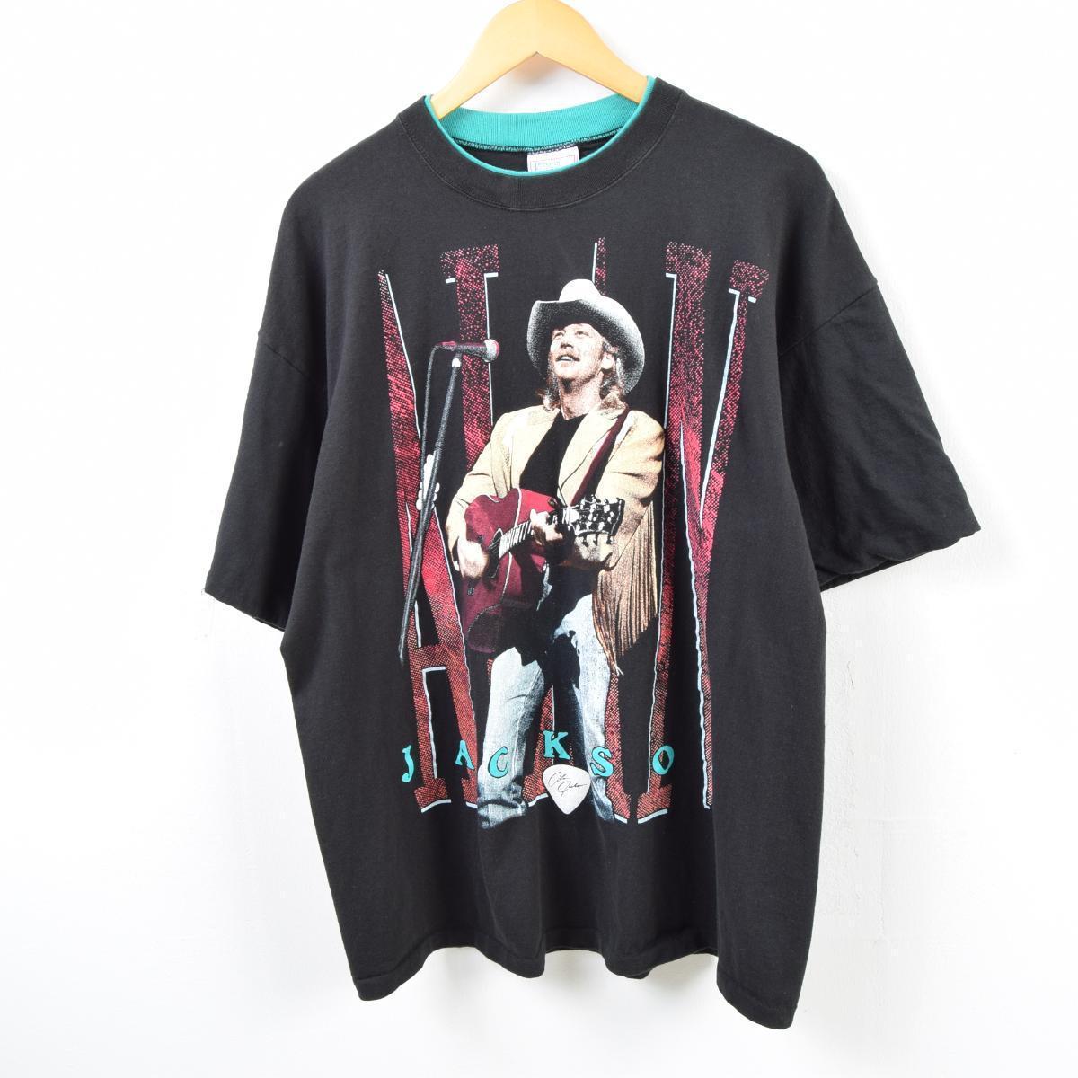 トップス, Tシャツ・カットソー 90 PREMIRE SPORTSWEAR ALAN JACKSON ON TOUR T USA XL wbd5999 190420CS2001PD2001