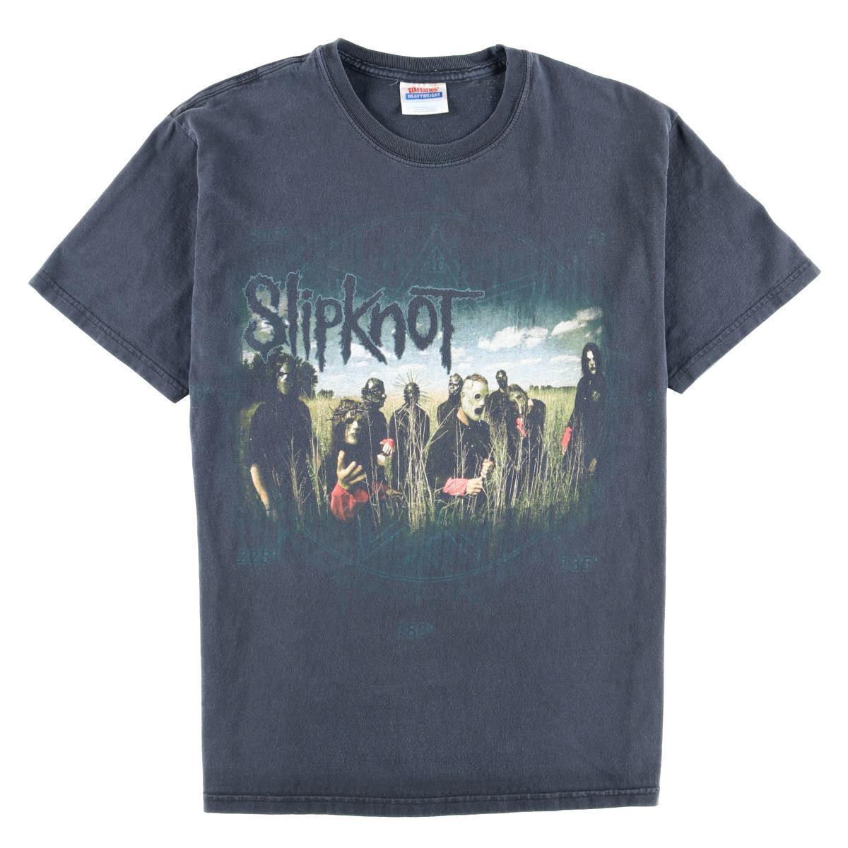 SLIPKNOT スリップノット バンドTシャツ 古着屋JAM