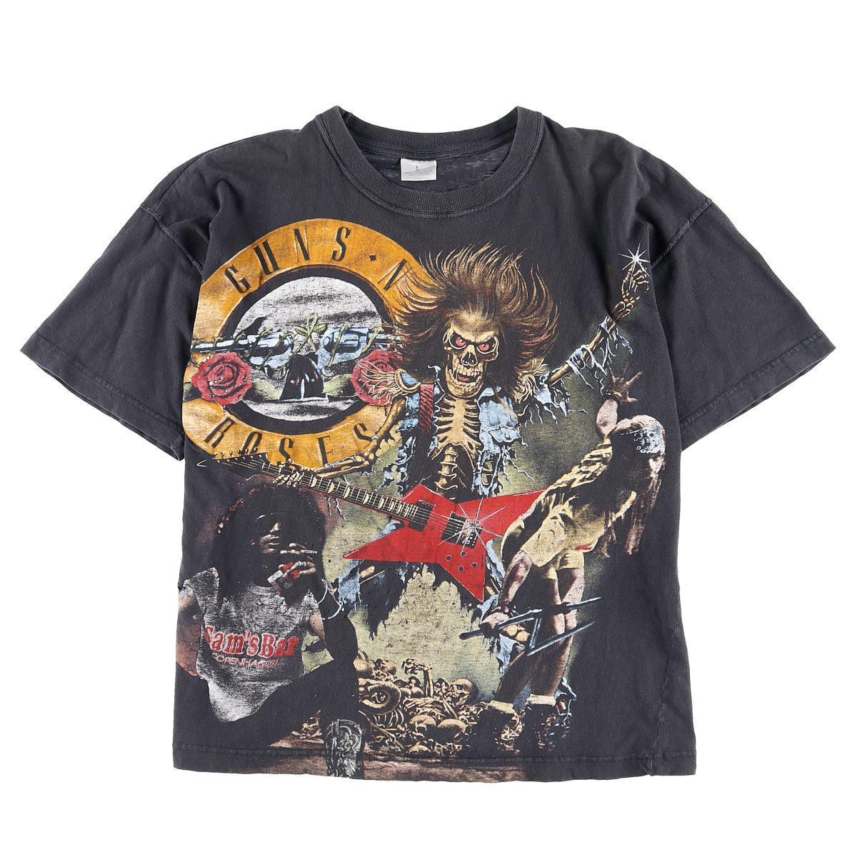 Metallica Wherever I May Roam 2012 European Tour Tshirt XL T-shirt