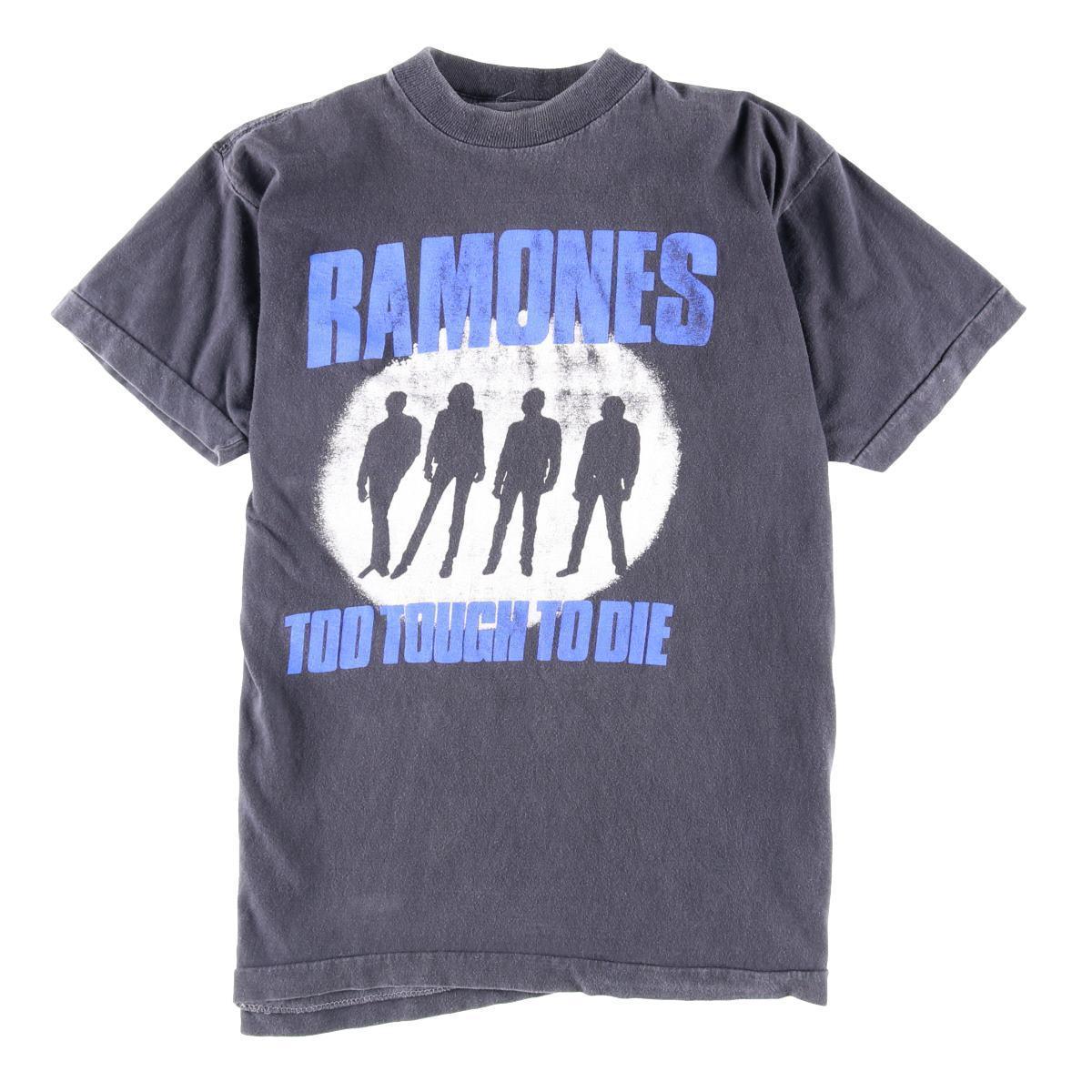 ラモーンズバンドTシャツ