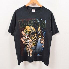 anvil MISFITS バンドTシャツ