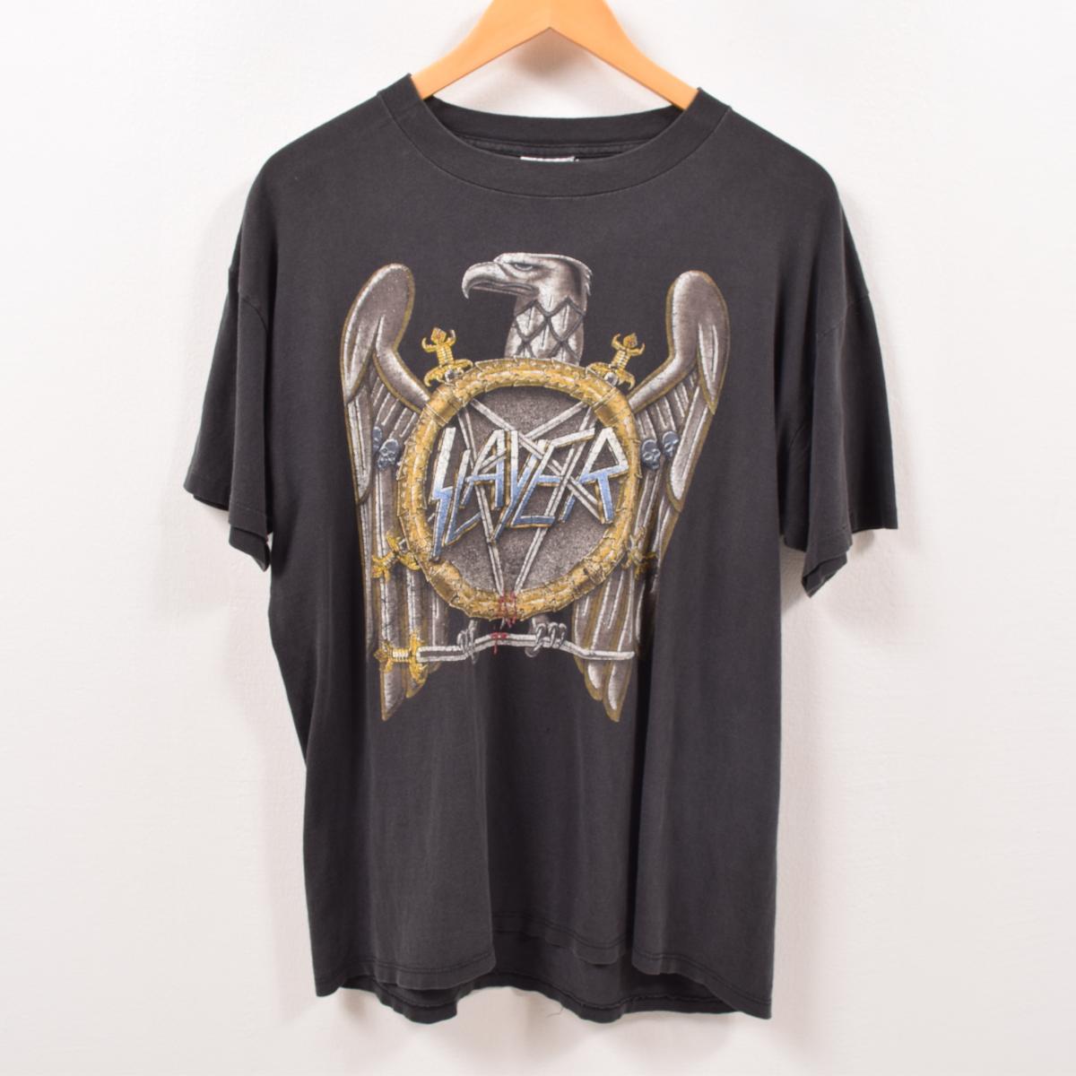 スレイヤーバンドTシャツ