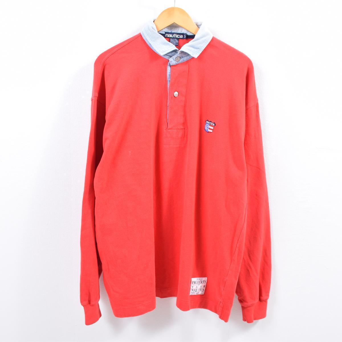 ポロシャツ(NAUTICA)
